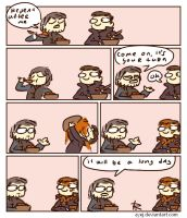 dishonored, doodles 48 by Ayej