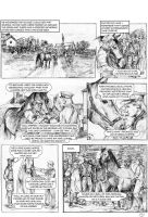 War Horse Comic Page II by JYoung82