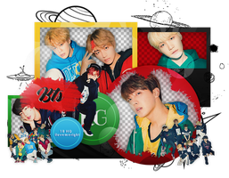 +BTS PACK PNG by KoreanGallery