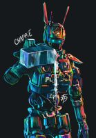 CHAPPiE by yesdanel