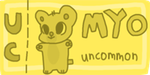 Uncommon Puppybear MYO Ticket by BaxterPuppyBear