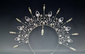 Another Elizabethan headpiece by ElnaraNiall