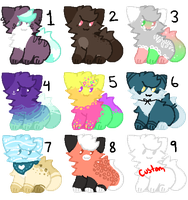 Kitty Adopts {2/9} OPEN by Blume-Doom