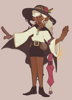 taako taaco but he has all his stuff by CaptainHarrie