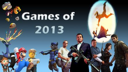 Games of 2013 by PacDuck