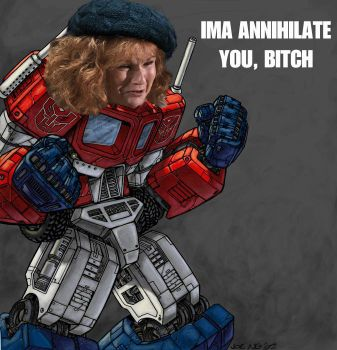 Molly Will Annihilate You by Oliviaface