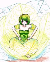 .:Princess Cabbage:. by tutti-fruppy