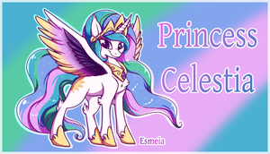 Princess Celestia by TheSoleil