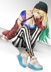 [MM] Chapter 10 Outfit by Eeriah