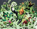 Green Lantern Corps #63 by DustinYee