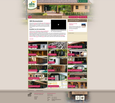 Gardenhome Builder - Webdesign by PaulNLD