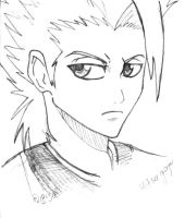 Gift - Captain Hitsugaya by MillyT