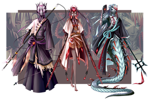 Set price adopts/CLOSED! by tear13