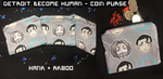 DBH Coin Purse by PoneBooth