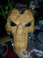 Darksiders Death Mask by ZombieGrimm