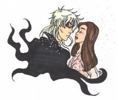 Jareth and Sarah by MandyDandy-02