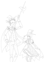 Yata Anna Halloween Line by Gurvana
