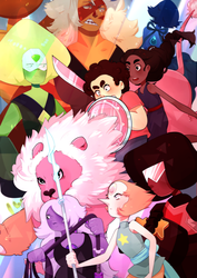 steven universe by sharkees
