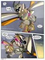 Finale 047 - A New Beginning - Suzumega Medabot by AltairSky