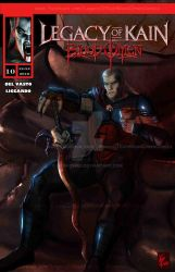Legacy of Kain - Blood Omen #10 PROJECT COMPLETED! by Dark-thief