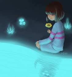Undertale - Reflection by HocRecens