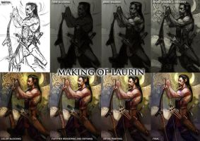 Laurin progress overview by SethNemo