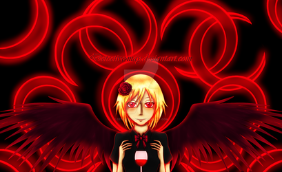 Crimson Angel by Detective-May
