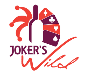 Logo design - Joker's Wild by dubird