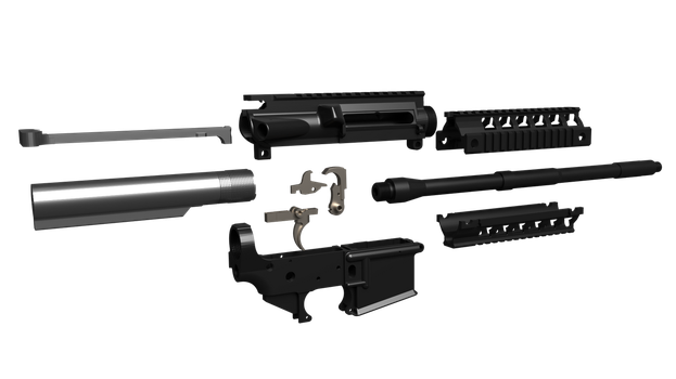 M4 WIP 2 by D1m0s
