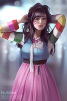 Palanquin Dva by Hoobamon