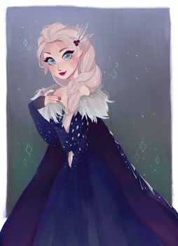 queen by snownymphs