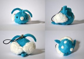 Swablu Phonestrap Plush