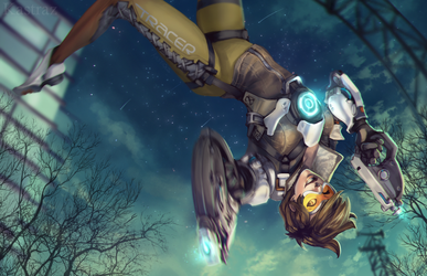 Tracer: Just in Time by Kastraz