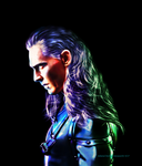 Loki - A Study In Perfection III Version Two by AdmiralDeMoy