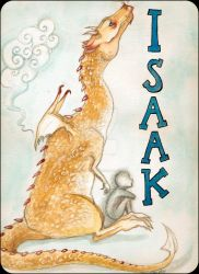 Isaak's Dragon by UnitiveOdolwa