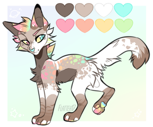 Kitten (Closed) Adoptables by Liannell