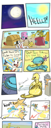 prologue Page two by CrazyIguana