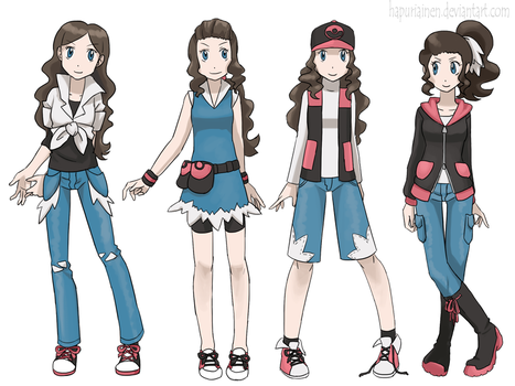 Hilda alt outfits by Hapuriainen