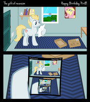 The gift of recursion by DJDavid98