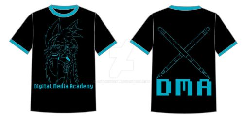 DMA Shirt by Anthony598