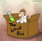 A Box Of Jam and Science! by Monkey-Scientist