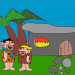 The Flintstones by NicotineLL