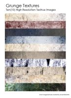 Grunge Textures by laceratedwristsstock