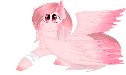 Lovely smile[AT] by MLPwolfiathewolfgirl