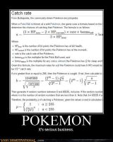 Pokemon is serious shit by f3tch