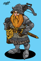 Nortunk crossbowdwarf by Shabazik