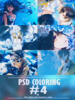 PSD COLORING #4 by BCaves