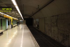 Metro Station Stock 02 by LutherHarkon