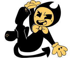 Bendy by OWO-Whatz-This