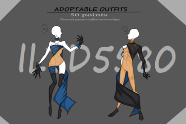 Adoptable Outfits(CLOSED) by ILTD5580